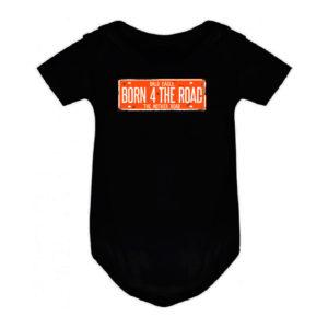 BORN 4 THE ROAD bodie bebé negro